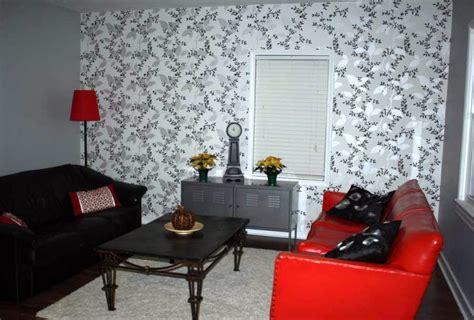 tips memasang wallpaper tembok sendiri rumah pantura
