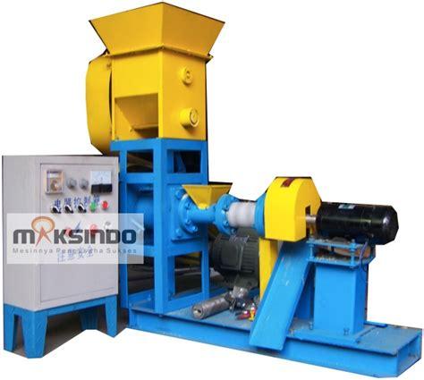 Jual Mesin Pelet Ikan jual mesin pencetak pelet ikan terapung diesel di