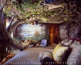 themed room this narnia themed room has an tree made of lightweight concrete and incredibly real looking