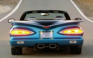 Where Are Chevrolets Made Cowtown Vettes N2a 789 Concept Car Built From C6