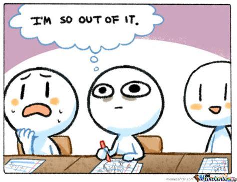 Sitting Meme - sitting in class by littleneko93 meme center