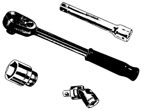 Obeng Segi Enam peralatan untuk perawatan servis pemeliharaan