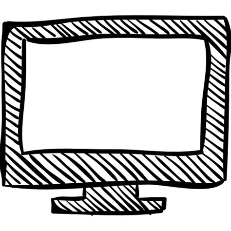 sketchbook png monitor sketch free computer icons