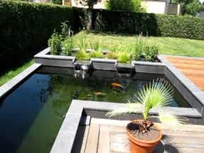 How To Make A Fish Pond In Your Backyard by Modern Koi Pond Youtube