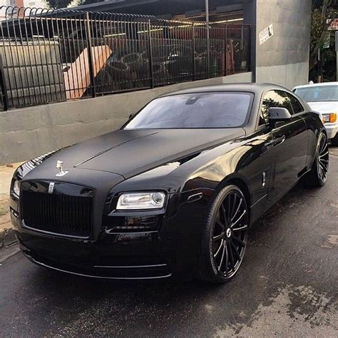 murdered rolls royce wraith follow rollsroycegang for the best rolls royces on