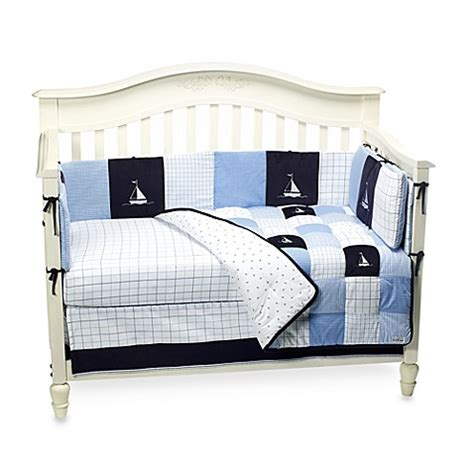 Bed Bath And Beyond Crib Bedding Buy 174 William 4 Crib Bedding Set From Bed Bath Beyond