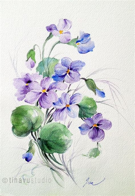 watercolor tattoo violet 25 best ideas about violet flower tattoos on