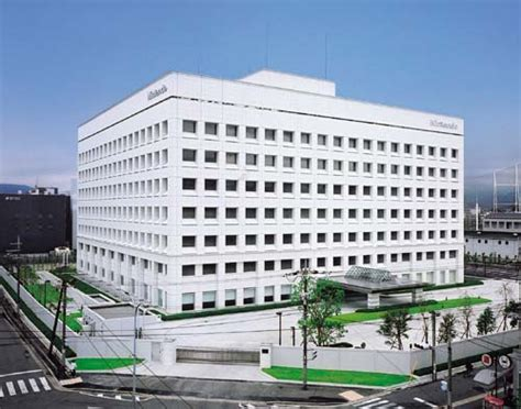 Nintendo Office by Nintendo Headquarters Kyoto Jp Minecraft Project