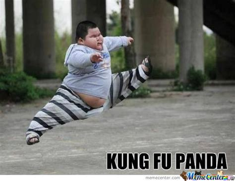 Kung Fu Meme - meme center fcoarse posts