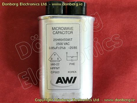 what are microwave capacitors capacitor 0 85 181 f 2500v microwave capacitor terminal 6 3mm