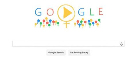 doodle significato 8 marzo crea un doodle e un speciale per la