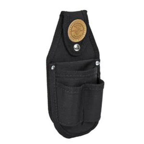 Home Depot Tool Pouches by Klein Tools Back Pocket Tool Pouch 5482 The Home Depot