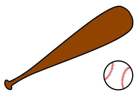 baseball bat template free crossed baseball bats clipart clipart best