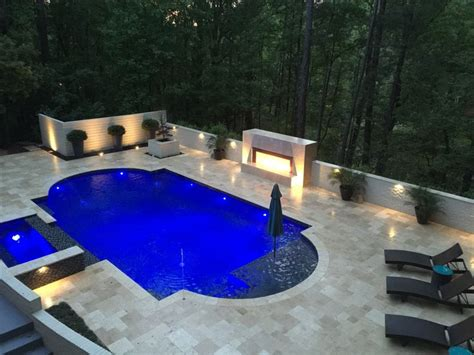 breath taking grecian style pool pictures grecian shaped gunite swimming pool with a spillover spa