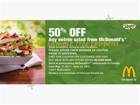 printable coupons uk free free bbq ranch burger or mcchicken