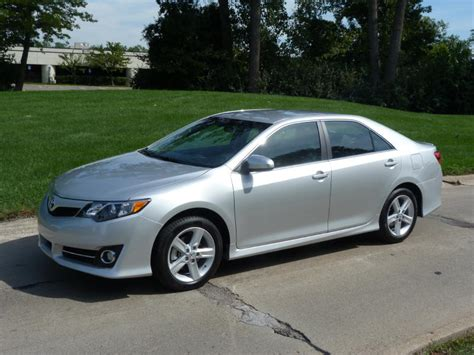 Toyota Camry 2012 Se Review 2012 Toyota Camry Se The About Cars