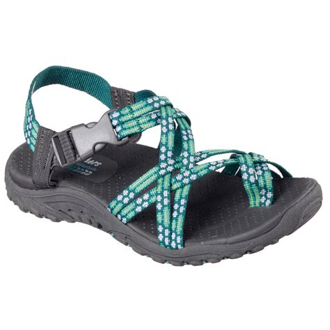Skechers Sandals by Skechers S Reggae Loopy Sandals Mint Bob S Stores