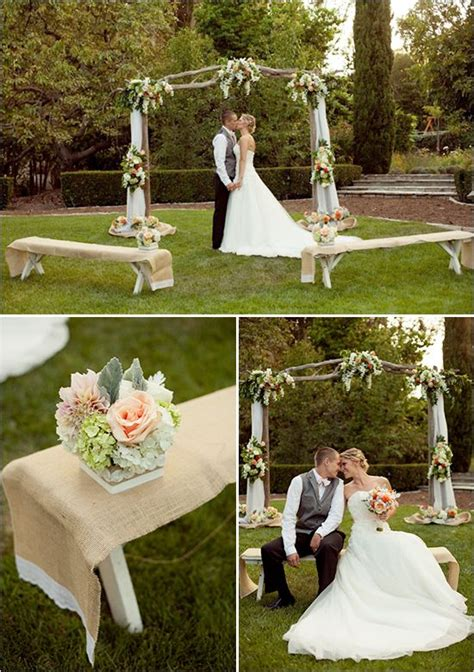 small backyard wedding ideas 25 best ideas about very small wedding on pinterest