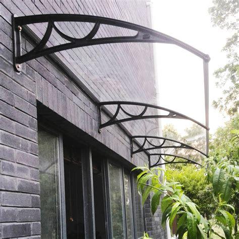 Pvc Canopy For Front Door Pvc Canopy For Front Door Upvc Canopies 1 2m X 1m Diy