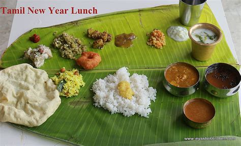 new year lunch recipe cooking for guests series 18 tamil new year special
