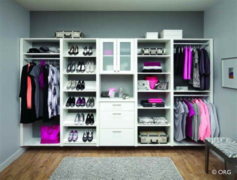 Closet Organiers by Storage The Most Affordable Diy Closet Organizer Closet Shelves Closets Lowes Closet