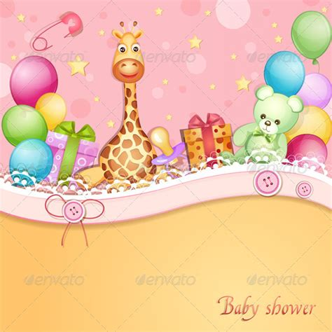 Baby Shower Wallpaper Wallpapersafari Baby Shower Powerpoint Templates