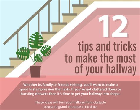 12 Easy Tricks To Make - 12 tips and tricks to make the most of your hallway