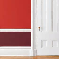 two tone color schemes bold sophistication four paint schemes for two tone