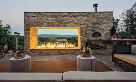 outdoor wall fireplace image gallery outdoor fireplace wall