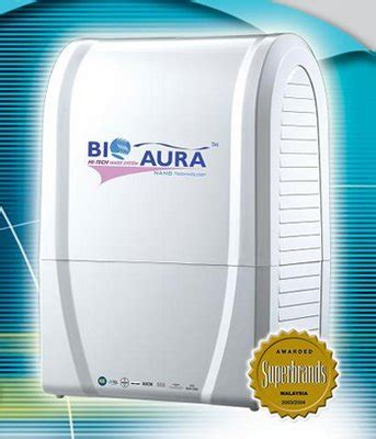 Harga Water Filter by Hai O Bio Aura Nano Hi Tech Water System Penapis Air Bio