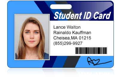 how to make photo id cards order student id cards maker software to create