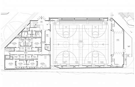 basketball gym floor plans gym floor plans 171 floor plans