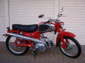 Honda C 100 Honda C100 Classic Motorbikes