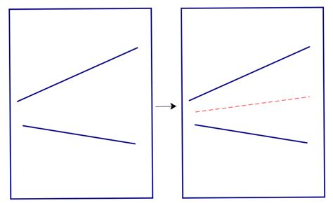 You Can Bisect An Angle Using The Paper Folding Technique - you can bisect an angle using the paper folding technique