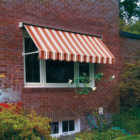 cloth awnings for windows window awning fabric rainier shade