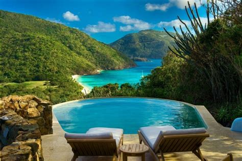 virgin islands vacation guana island a divine private retreat in the british