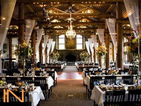Dining room at Timber Ridge, a wedding venue in Keystone