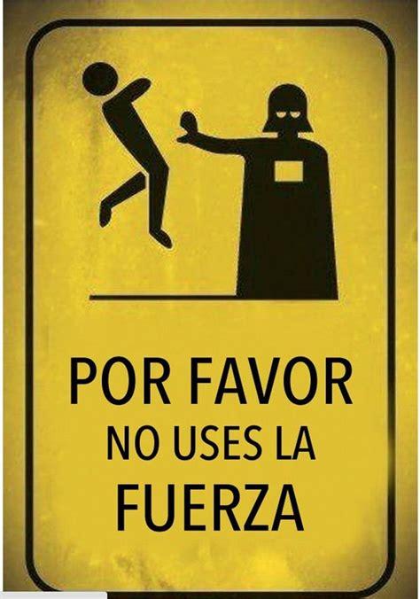 Memes En Espanol - memes en espa 241 ol photo star wars pinterest tes