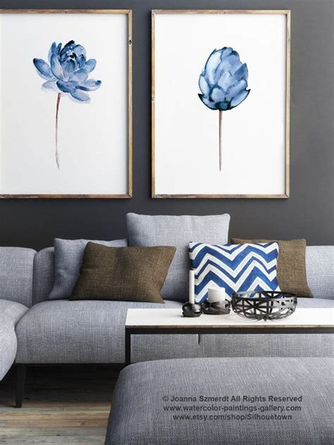 and blue home decor best 25 lotus flower paintings ideas on lotus