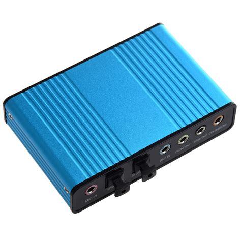 scheda audio 8 ingressi 1x scheda audio esterna s pdif ingresso usb a 6 canali 5