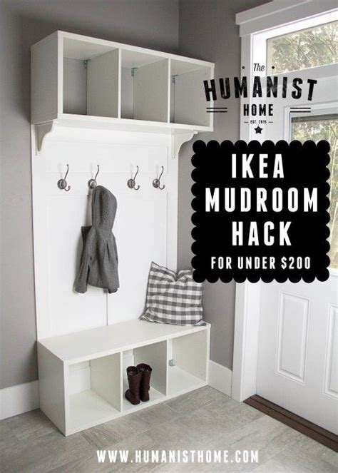 ikea garage storage hacks best 25 ikea hack bench ideas on