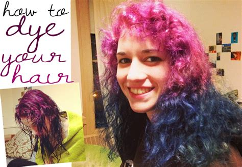 how to what color to dye your hair how to dye your hair that magazine