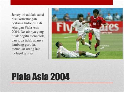 perkembangan desain di indonesia perkembangan desain jersey tim nasional indonesia