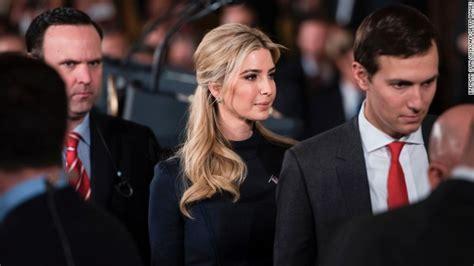 white house jobs ivanka trump is making her white house job official cnnpolitics