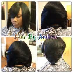 best hairweave for a bob quick weave bob hair nails and make up pinterest