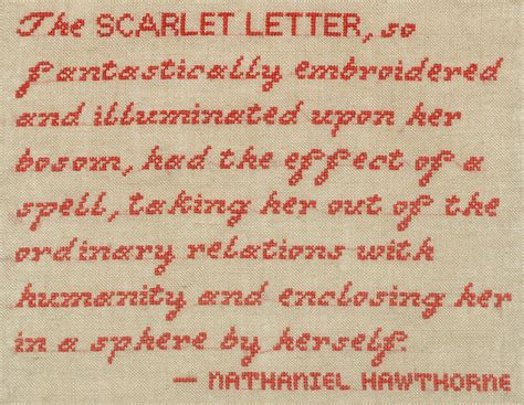 scarlet letter charity quotes follow it the said open your