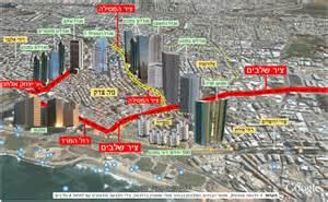 Tel Aviv Future Skyline Citizens Shut Out As Tel Aviv Debates Skyscraper City