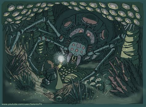 hobbit shelob the lord of the rings by carlos mp on deviantart