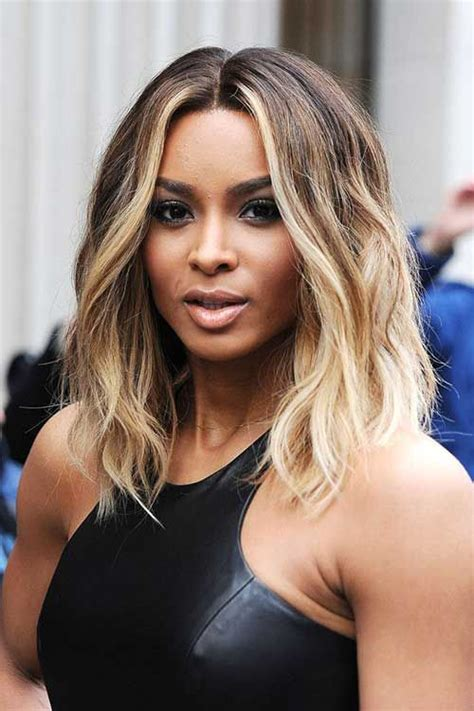 pictures of girl hairstyles with blond on top and dark bottom best 25 blonde ombre short hair ideas on pinterest