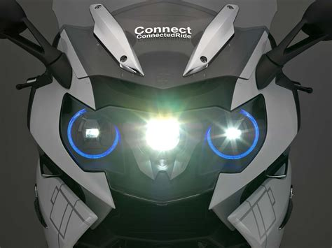 bmw laser headlights bmw brings laser headlight technology to motorcycles